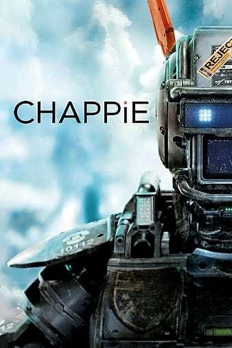 Chappie 2015 İndir 720p-1080p Türkçe Dublaj Dual BluRay Film