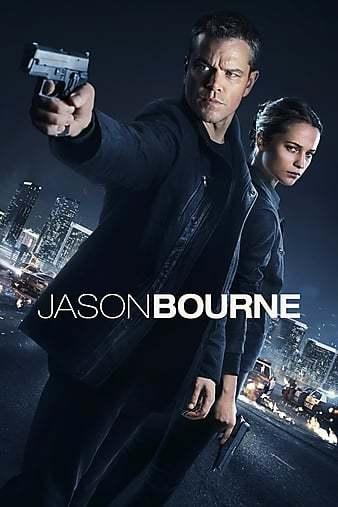 Jason Bourne 2016 İndir 720p-1080p Türkçe Dublaj Dual BluRay Film