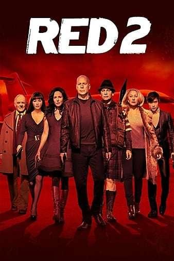 Red 2 İndir 720p-1080p Türkçe Dublaj Dual BluRay 2013 Film