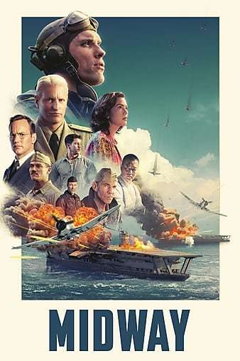 Midway 2019 İndir 720p-1080p Türkçe Dublaj Dual BluRay Film