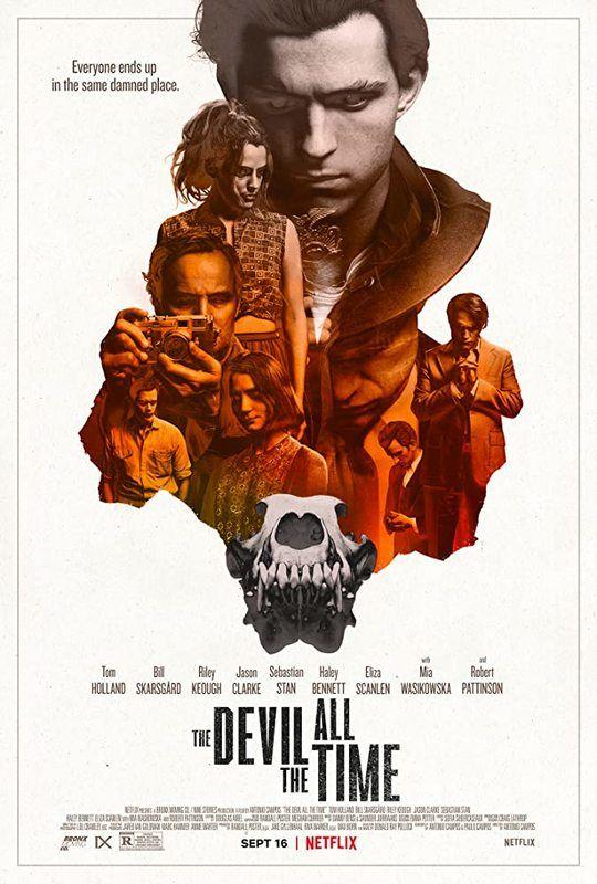 The Devil All the Time İndir 720p-1080p Türkçe Dublaj Dual 2020 Film